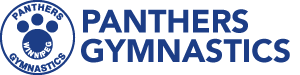 Panthers Gymnastics Logo